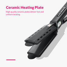 Load image into Gallery viewer, Ceramic Tourmaline Ionic Flat Iron Straightener