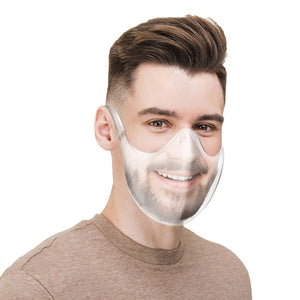 Anti-Fog Clear Face Mask - 50% OFF Pre-Christmas Sale!