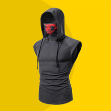 Load image into Gallery viewer, Cyberpunk Ninja Hoodie