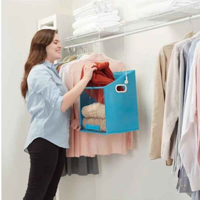 The Closet Caddy - Closet Storage Organizer