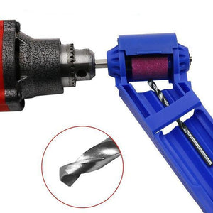 The Drill Bit Sharpener