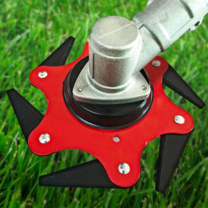 Steel Lawn Trimmer Head