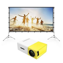 Load image into Gallery viewer, Portable Giant Outdoor Movie Screen