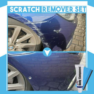 Professional Car Scratch Repair