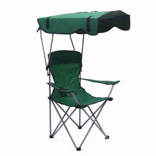 Load image into Gallery viewer, Camping Chair with Canopy