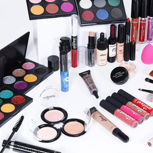 The Luxe Kit - The Ultimate 40PC Makeup Kit