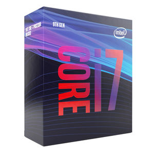 Intel CPU Core i7 9700K Processor