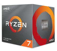 AMD CPU Ryzen 7 3700X with Wraith Prism