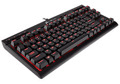 Corsair K63 Compact Mechanical Keyboard Cherry MX Red