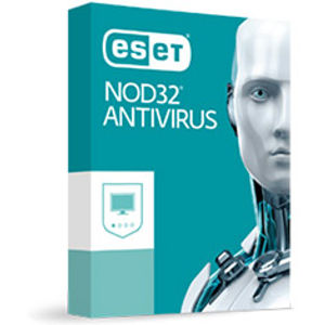 ESET NOD32 Antivirus Software OEM 1 Device 1 Year Download For Windows