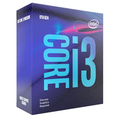 Intel CPU Core i3 9100 Processor