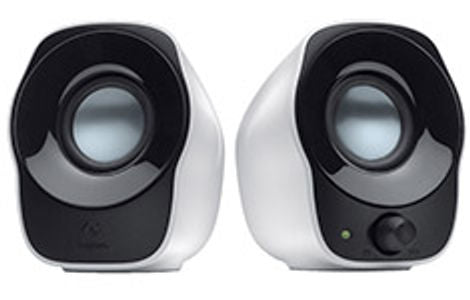 Logitech Z120 2.0 Stereo USB Speakers
