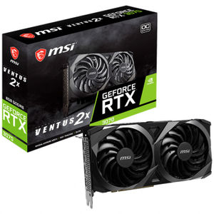 MSI GeForce RTX 3070 Ventus 2X OC 8GB Graphics Card