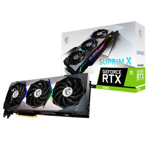 MSI GeForce RTX 3090 Suprim X OC 24GB Graphics Card