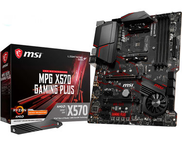 MSI X570 Gaming Plus Motherboard