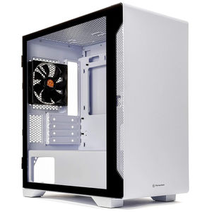 Thermaltake S100 Snow Edition Tempered Glass mATX Case