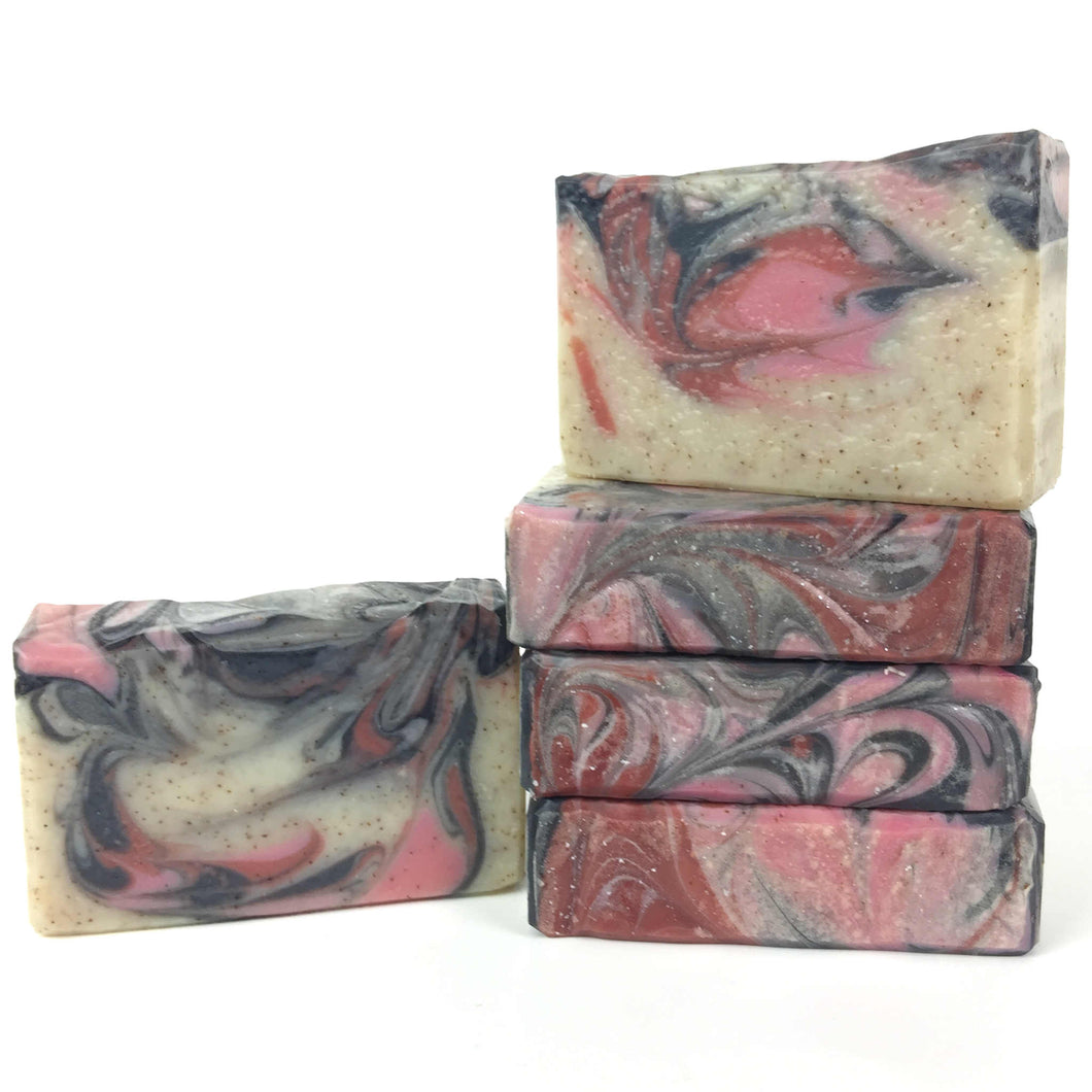 Singles Cherry Almond Artisan Soap