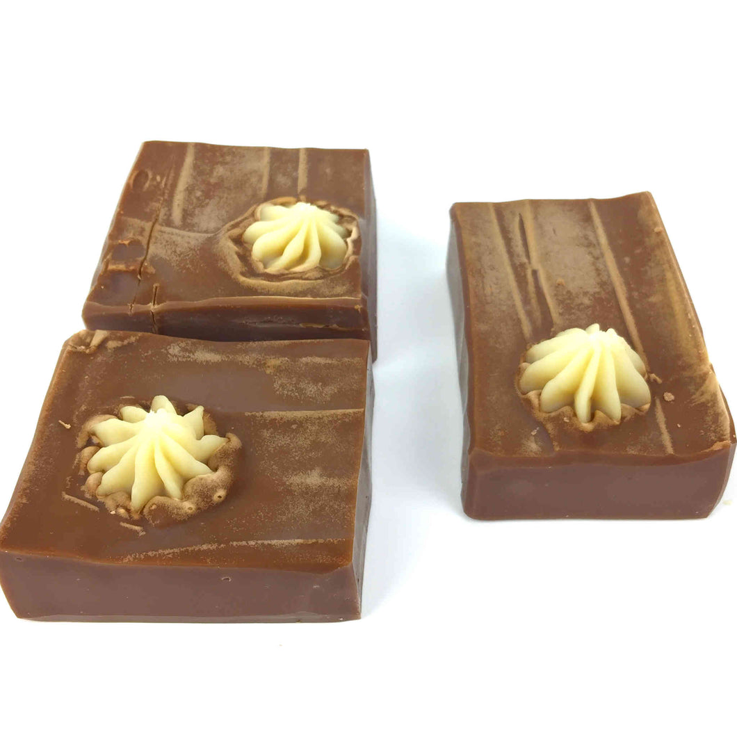 Nuts & Chocolate Artisan Soap