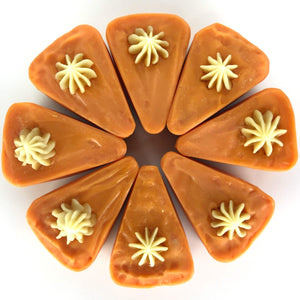 Pumpkin Pie Artisan Soap