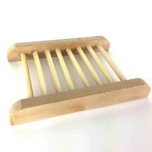 Light brown Ladder Soap Dish