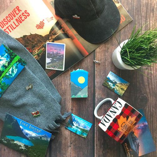 Mountain Vibes Artisan Soap Flat lay