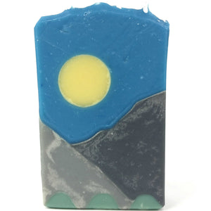 Mountain Vibes Artisan Soap Single Bar