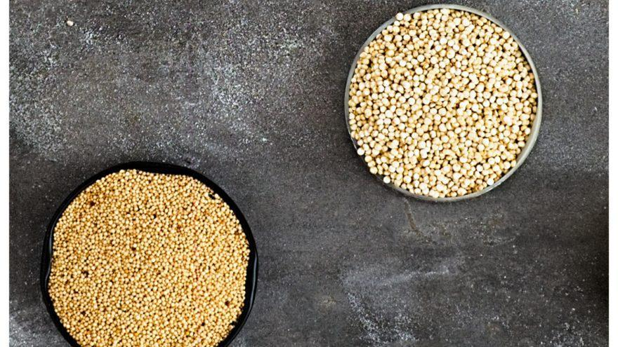 Is amaranth or quinoa good for diabetics?