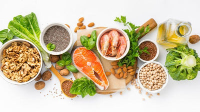 5 reasons to fall in love with omega-3 fatty acids
