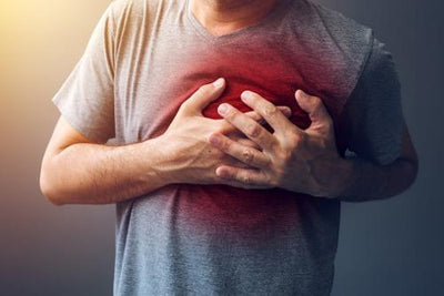 Natural heartburn relief