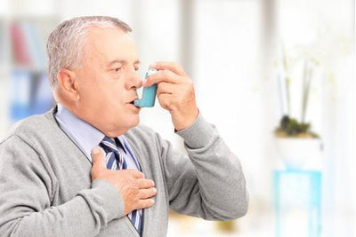 Treat Asthma and COPD with Silver and Quinton