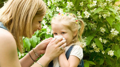Allergies Evolve as You Age