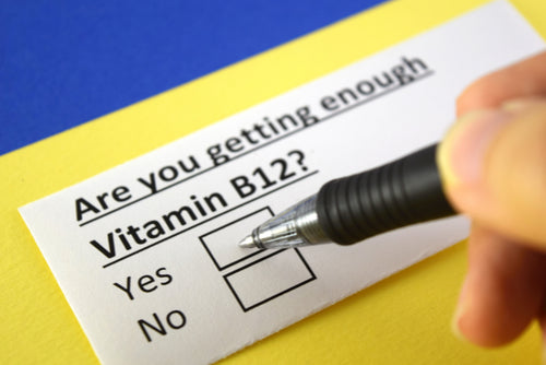 Fix Your B12 Deficiency