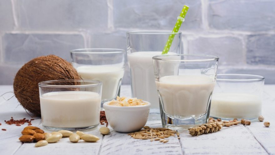 Which plant-based milk alternatives are healthiest for you?