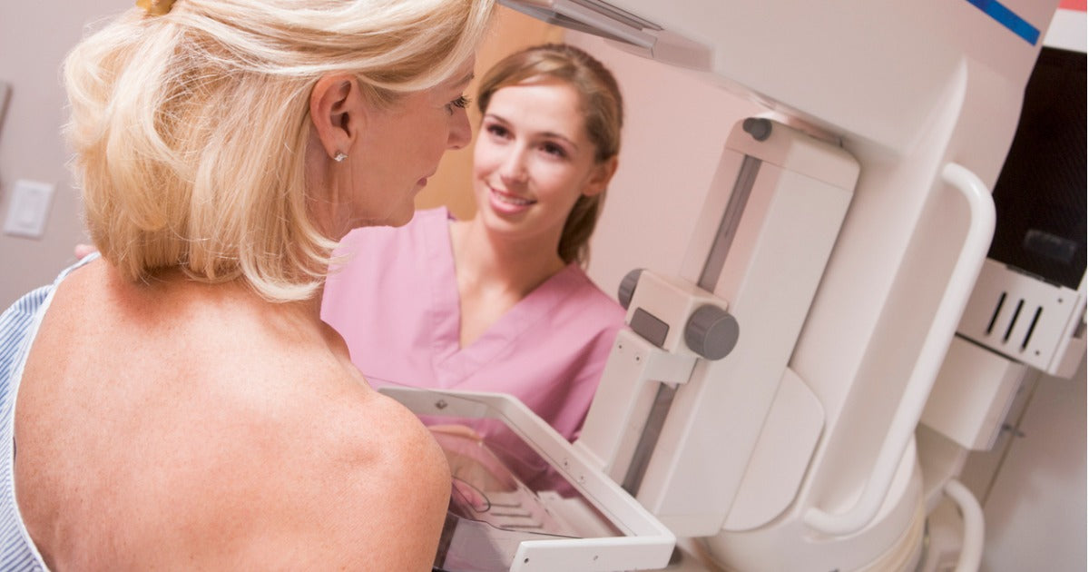 Mammograms don't prevent cancer deaths