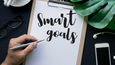 SMART goals help you get and stay healthy