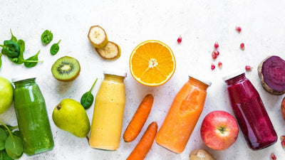 8 great summertime juice & smoothie blends