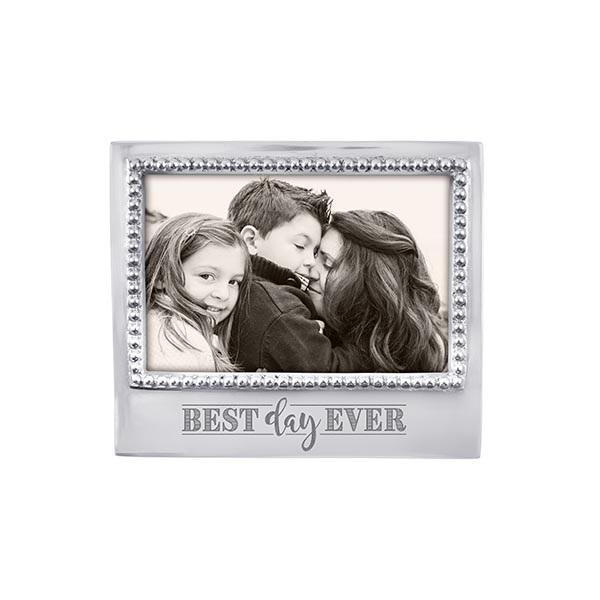 Best Day Ever Silver Picture Frame