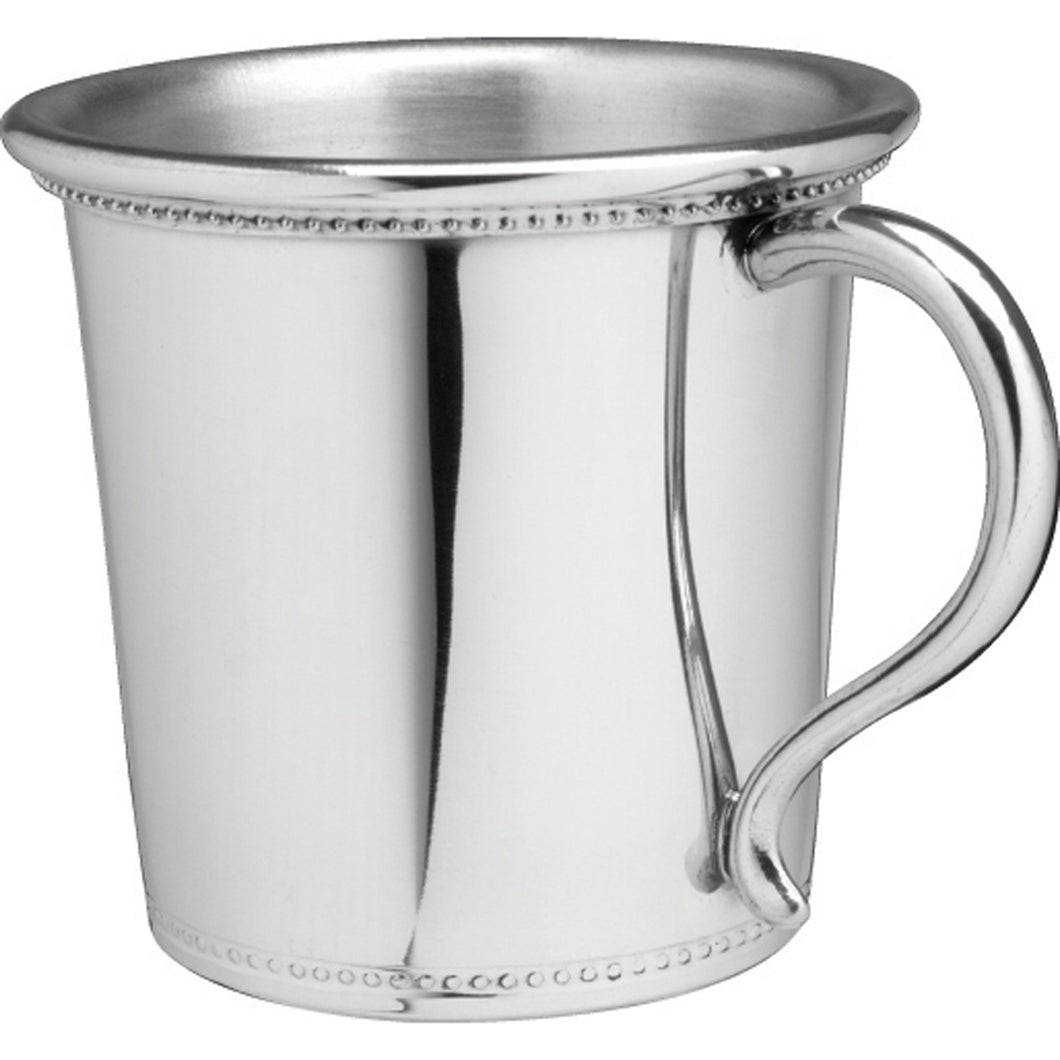 Silver Baby Cup - Mississippi