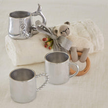 Load image into Gallery viewer, Silver Baby Cups Collection 2