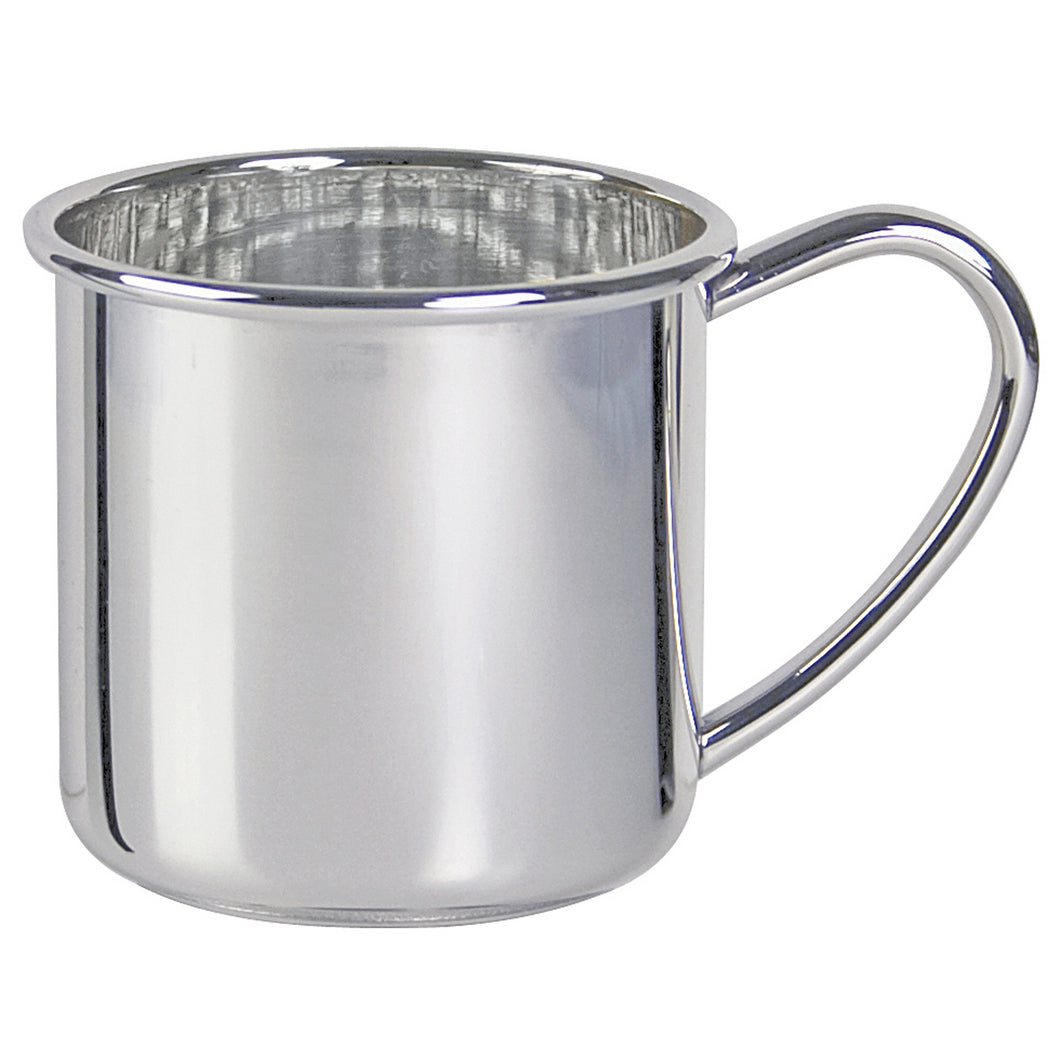 Sterling Silver Baby Cup - Cambridge
