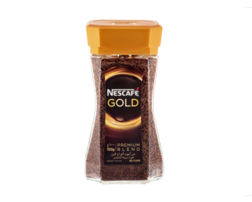 Nescafe Gold Dark قهوة نسكافه جولد دارك 100 جرام