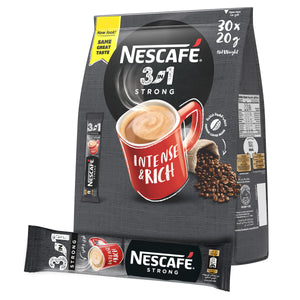 Nescafe Intenso 3in1 Coffee 20g x 30 Pieces