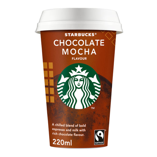 Starbucks Chilled Classics Chocolate Mocha Coffee 220ml