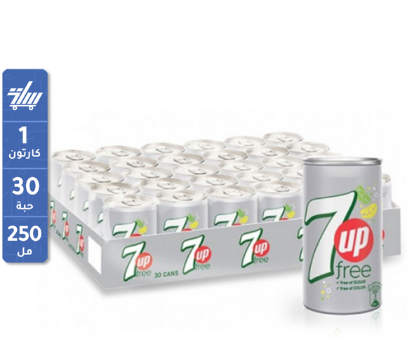 7up Diet 30 x 150 ml سفن اب لايت