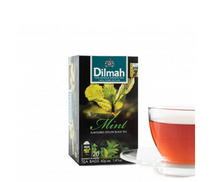 Dilmah Exotic Mint Tea 20 Bag دلما – شاي بالنعناع 20 كيس