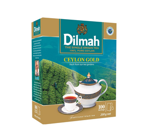 Dilmah Gold Ceylon Tea شاي دلما