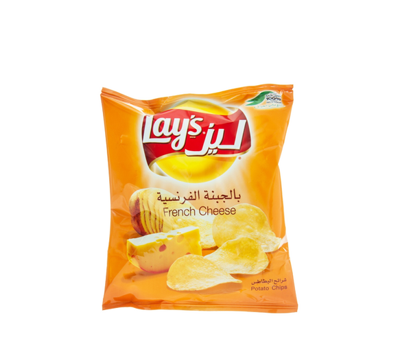 Lays Cheese Potato Chips 14g