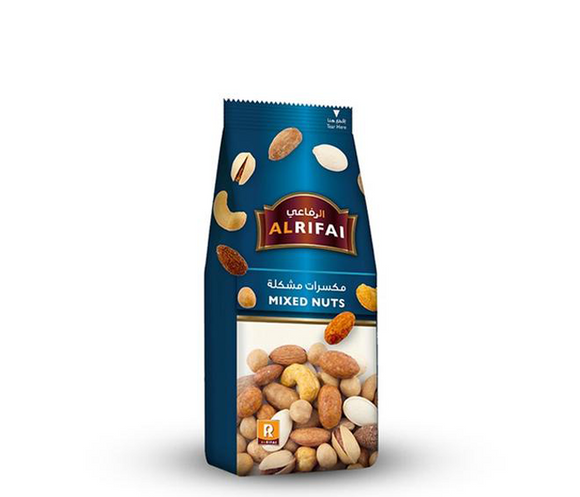 Al Rifai Mixed Nuts 200g  - مكسرات مشكلة