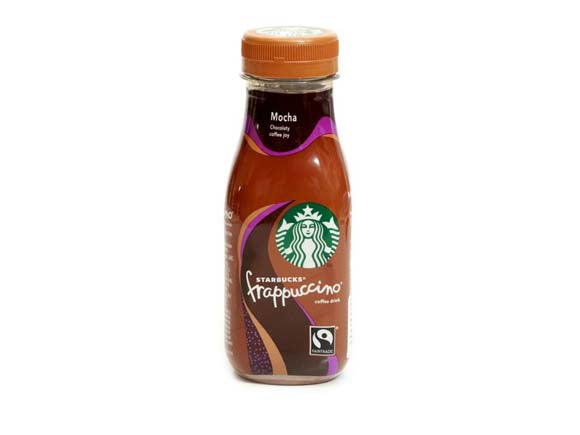 Starbucks Frappuccino Coffee Drink Mocha 250ml