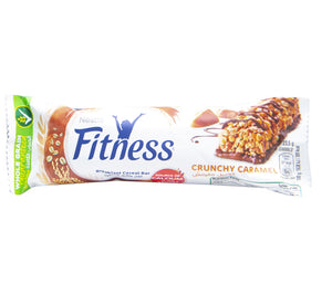 Nestle Fitness Crunchy Caramel Cereal Bar 23.5g